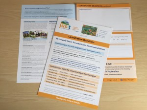 Pre submission consultation questionnaire